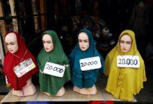 تصویر نگرانی و مشکلات زنان مسلمان سنگاپور درباره حجاب