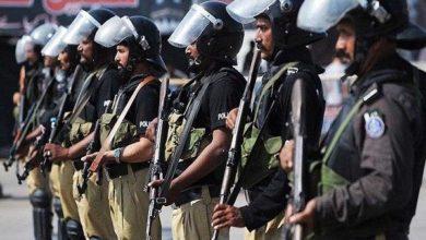 تصویر طرح امنیتی گسترده پلیس اسلامآباد برای مراسم اربعین حسینی