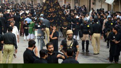 تصویر ربودن زائران شیعه در پاکستان توسط سنی های تندرو