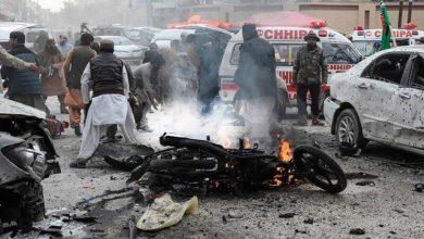 تصویر در پی حمله عناصر طالبان هزاران نفر در جنوب افغانستان آواره شدند