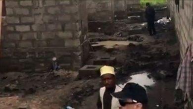 تصویر ادامه ساخت منازل مسکونی در کشورهای آفریقایی توسط جمعیت جهانی سیدالشهدا علیه السلام