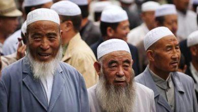 تصویر آمریکا با مسلمنان چینی به جنگ چین می رود؟!