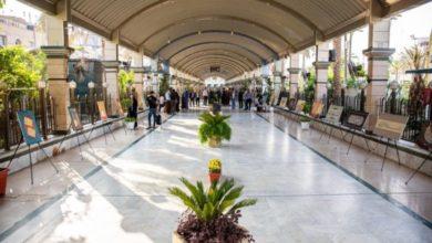 تصویر برگزاری نمایشگاه شخصیت پیامبر در کربلا