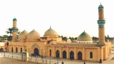 تصویر مرقد سلمان فارسی به استقبال ایام فاطمیه می رود