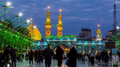 تصویر تلاش دولت عراق جهت رفع محدودیت های کرونایی برای زائرین