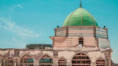 تصویر دعوت یونسکو برای طراحی بازسازی مسجدی در موصل