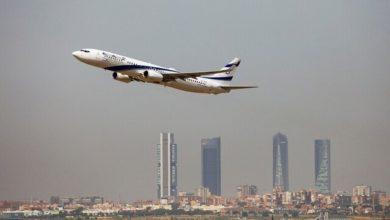 تصویر پرواز هواپیمای اسرائیلی از روی کعبه!