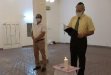 تصویر برگزاری جشن دینی یهودیان آزاد و مراسم عزاداری شیعیان ممنوع است!