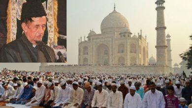 تصویر درگذشت یکی از چهره های سرشناس شیعه در هند