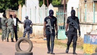 تصویر حمله بوکوحرام به شمال شرق نیجریه