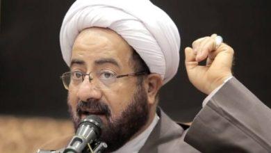 تصویر روحانی شیعه بحرینی به 6 ماه زندان محکوم شد