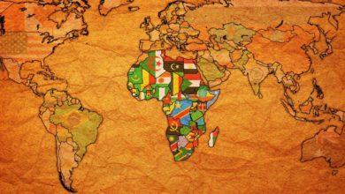 تصویر آغاز فعالیت درمانگاه سیار کمیته جهانی سیدالشهدا در آفریقا