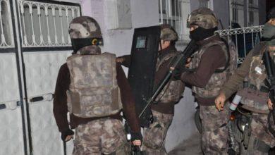 تصویر عضو ارشد داعش در ترکیه به زندان افتاد