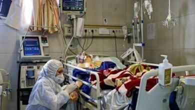 تصویر ابتلای ۳۲ هزار پرستار ایرانی به کرونا