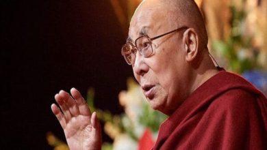 تصویر انتقاد دالایی لاما از مرتبط دانستن حوادث فرانسه با اسلام و مسلمانان