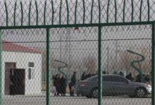 تصویر جوانی جرمی در منطقه سین کیانگ چین