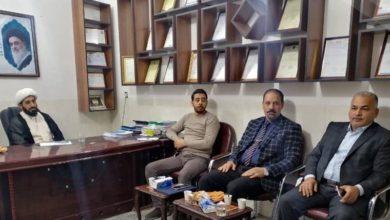 تصویر گامی دیگر در مسیر تحقق پروژه بزرگ «حمایت از ایتام عراق»