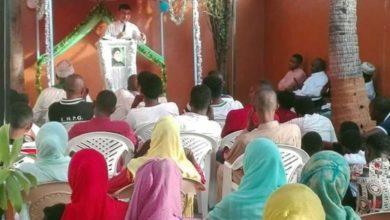 تصویر برگزاری جشن میلاد حضرت زینب سلام الله علیها در ماداگاسکار
