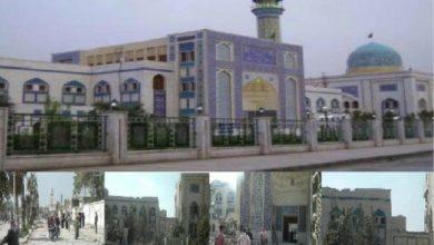 تصویر حکایتی غم انگیز از مسجد شیعی «اویس قرنی» در سوریه