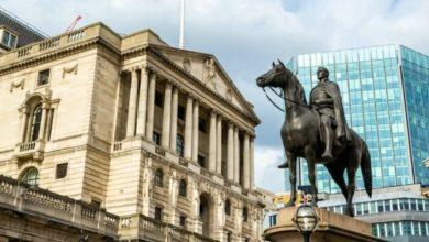 تصویر بانک انگلستان برای اولین بار از بانکهای اسلامی حمایت کرد