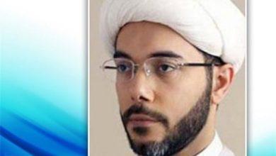 تصویر بازداشت شیخ حسین النمر از روحانیون شیعه در القطیف عربستان
