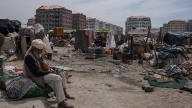 تصویر بیش از 40 % مردم افغانستان زیر خط فقر زندگی می کنند