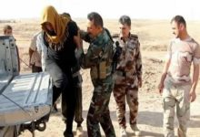 تصویر هلاکت عامل انتحاری در جنوب صلاح الدین