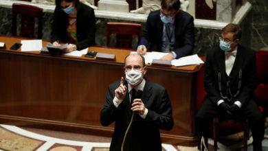 تصویر تصویب قانون جدید فرانسه با هدف مبارزه با «افراط گرایی اسلامی»!