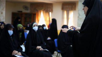 """تصویر راه اندازی برنامه """"حیات طیبه"""" ویژه بانوان در آستان مقدس حسینی"""