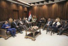 تصویر درخواست پارلمان عراق برای برگزاری کنفرانس بینالمللی قاریان قرآن