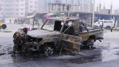 تصویر افزایش قربانیان انفجار اخیر کابل