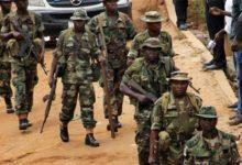 تصویر بوکوحرام ۱۰ نظامی نیجریه ای را به قتل رساند