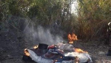 تصویر هلاکت سرکرده مهم داعش در جنوب سامراء