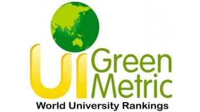 تصویر دانشگاه العمید در رتبه بندی جهانی Green Metric