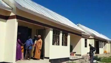 تصویر ساخت منازل مسکونی توسط کمیته جهانی اهل البیت علیهم السلام در تانزانیا