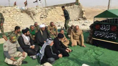 تصویر تلاش برای تفرقه افکنی میان شیعیان و ایزدی های عراق