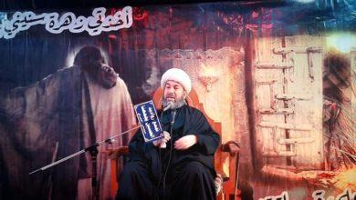 تصویر برگزاری مراسم بزرگداشت حضرت قاسم در عراق