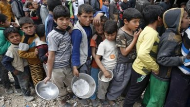 تصویر هر سال یک ملیون کودک در عراق متولد می شود