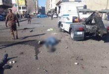تصویر آیا دو انفجار امروز بغداد توسط سنی های تندرو انجام شد؟!