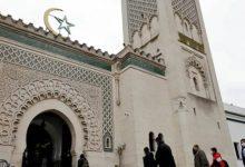 تصویر پلمپ ۹ مسجد توسط دولت فرانسه