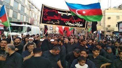 تصویر آزادی زندانیان حجاب از زندان های جمهوری آذربایجان
