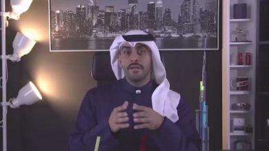 تصویر اعلام ارتداد از اسلام توسط مجری سرشناس کویتی در یک برنامه زنده!