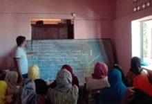 تصویر توسل بانوان طلبه مرکز ام البنین به ام البنین در ماداگاسکار
