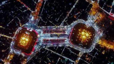 تصویر طرح توسعه نیم ملیون متری حرم امام حسین علیه السلام