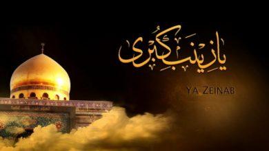 تصویر جهان تشیع در عزای زینب کبری سلام الله علیها