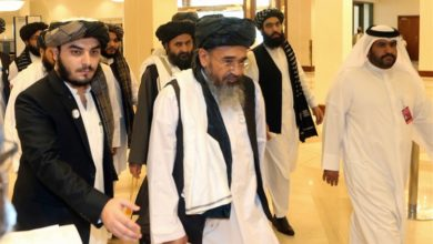 تصویر خروج از افغانستان بستگی به پیشرفت مذاکرات صلح با سنی های تندروی طالبان باشد