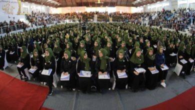 """تصویر برگزاری """"جشنواره تاج طلایی"""" در کردستان عراق به مناسبت روز جهانی حجاب"""