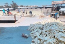تصویر آغاز پروژه ساخت دارالایتام حسینیه قصر الزهراء سلام الله علیها در کاظمین