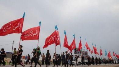 تصویر معافیت زائران اربعین ۱۴۰۰ از پرداخت عوارض خروج از ایران