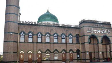 تصویر بررسی درخواست پخش صدای اذان از مسجدی در انگلیس
